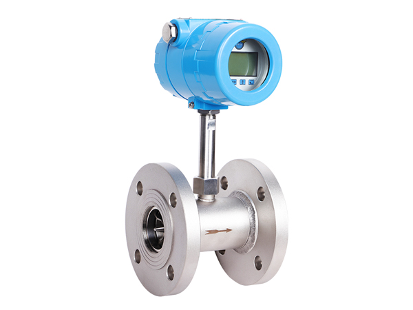 LWZ Intelligent Turbine Flow Meter