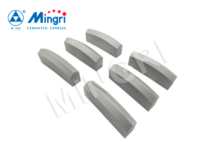 Tungsten Carbide Tips for Making Carbide Chisel Drill Bits