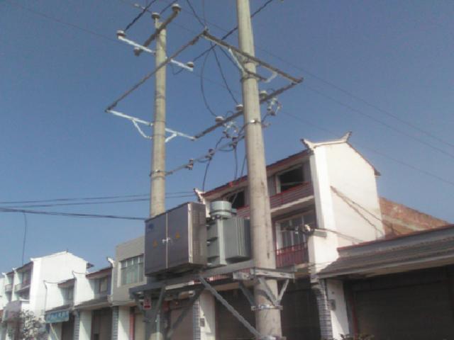 云南供电公司SZ11-M·ZT-500(160)/10型有载调容调压变压器