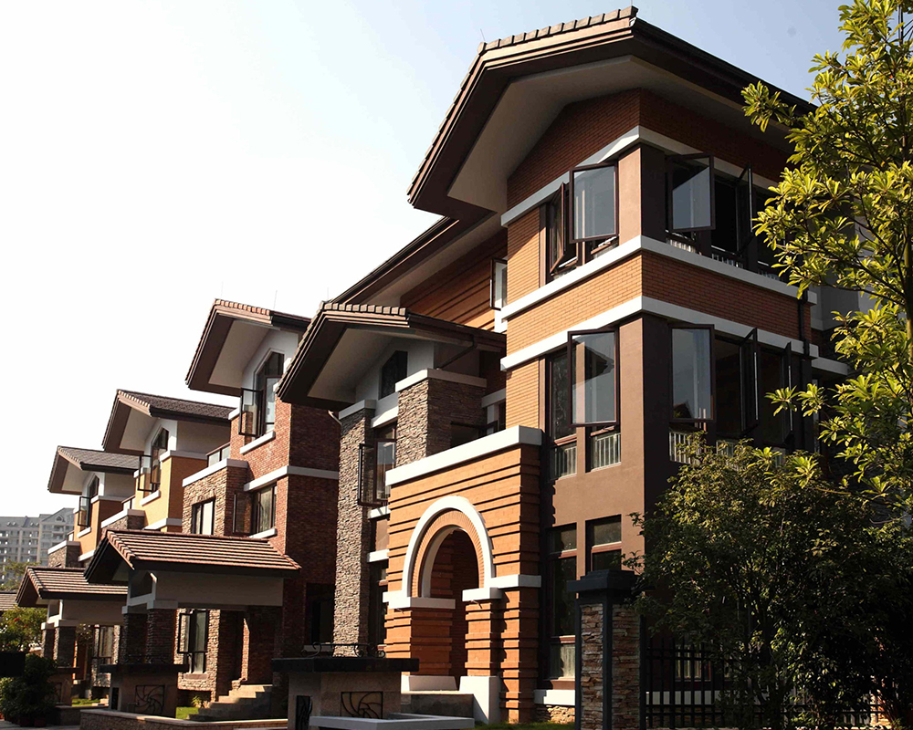 Country Garden Villa Project in Dongguan