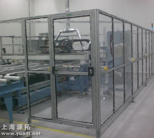 YT800000153 铝型材隔断