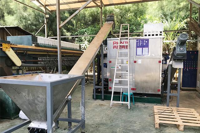 分析工业污水的臭味检测和去除方法