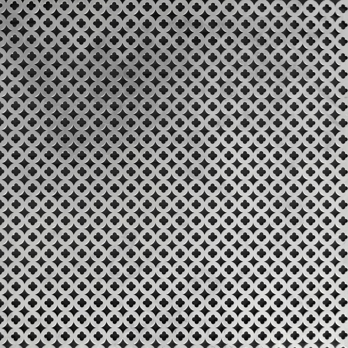 不锈钢花纹冲孔板