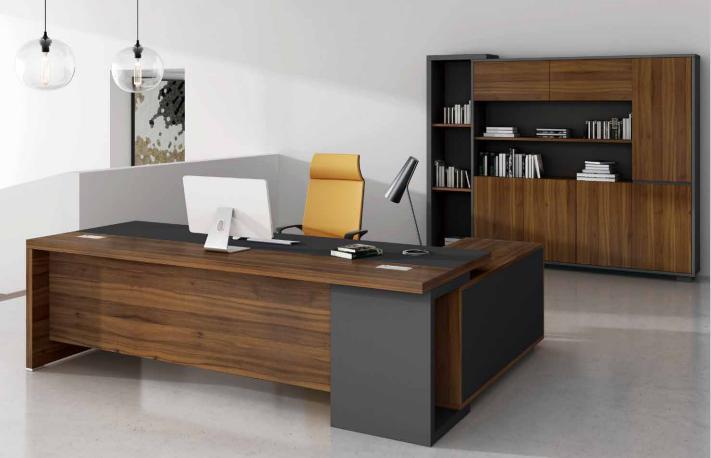 办公家具的选择影响着企业的形象