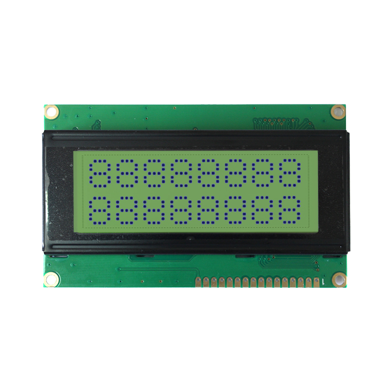 20x4 Alphanumeric 2 Line Lcd Display Module Stn/Fstn Type Monochrome Display