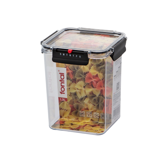 AIRTIGHT STORAGE CONTAINERS 1.3L