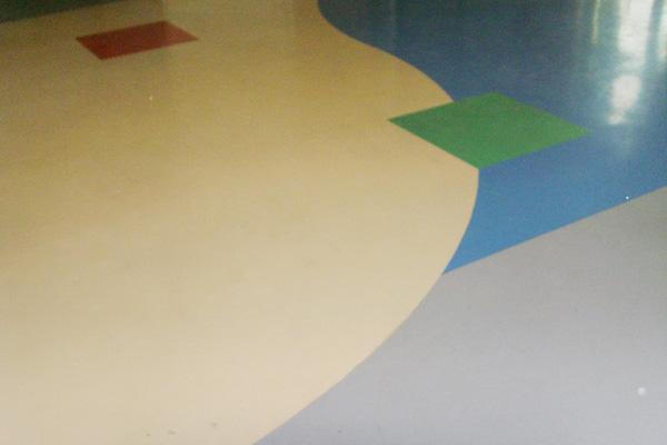 商用PVC卷材工程圖