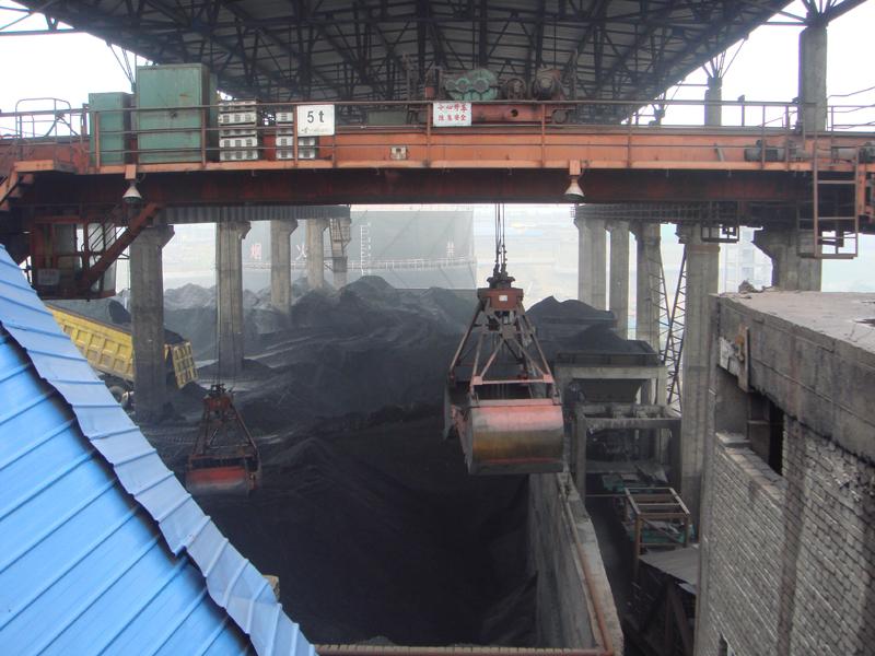 河北烘熔钢厂喷煤工程