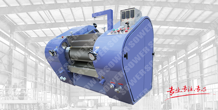 SW-YS Series hydraulic three - roll grinder