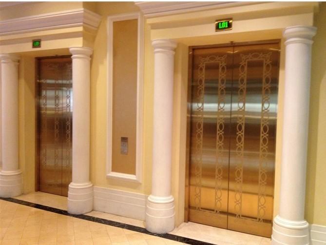 電梯裝飾材料要求及電梯廳門裝潢是什么?