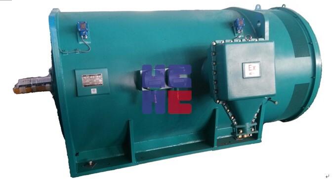 YBX系列高压隔爆型三相异步电动机(H560~H710)