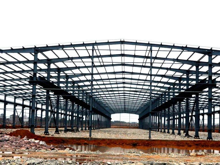 江西德维新能源生产厂房