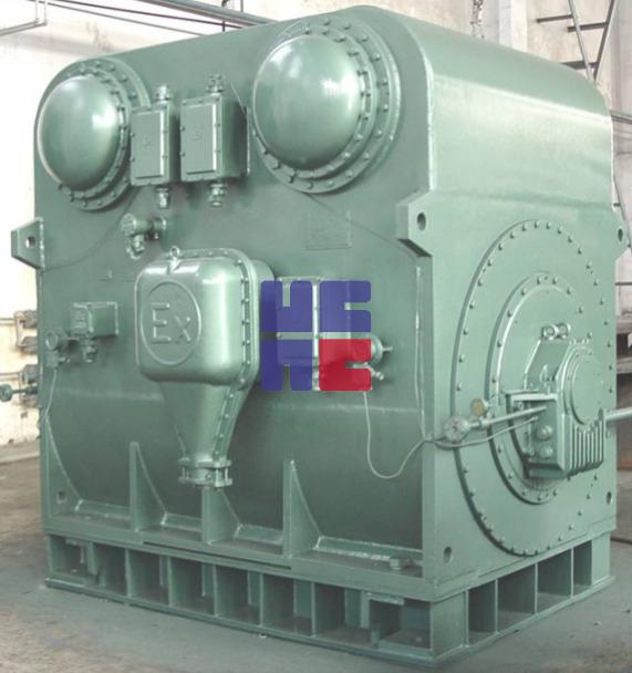 YBKS系列高压隔爆型三相异步电动机(H560~H710)