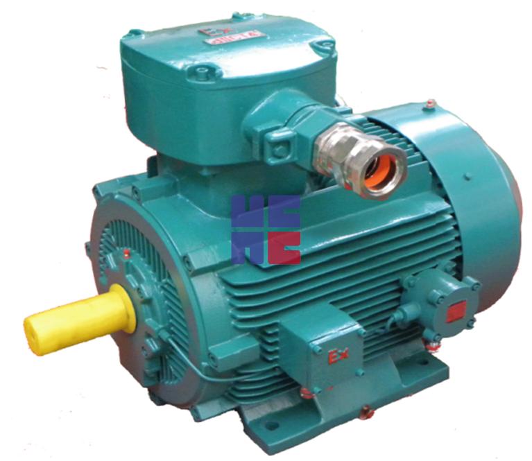 TF(B)Y系列低压(隔爆型)三相永磁同步发电机(H80~H400)