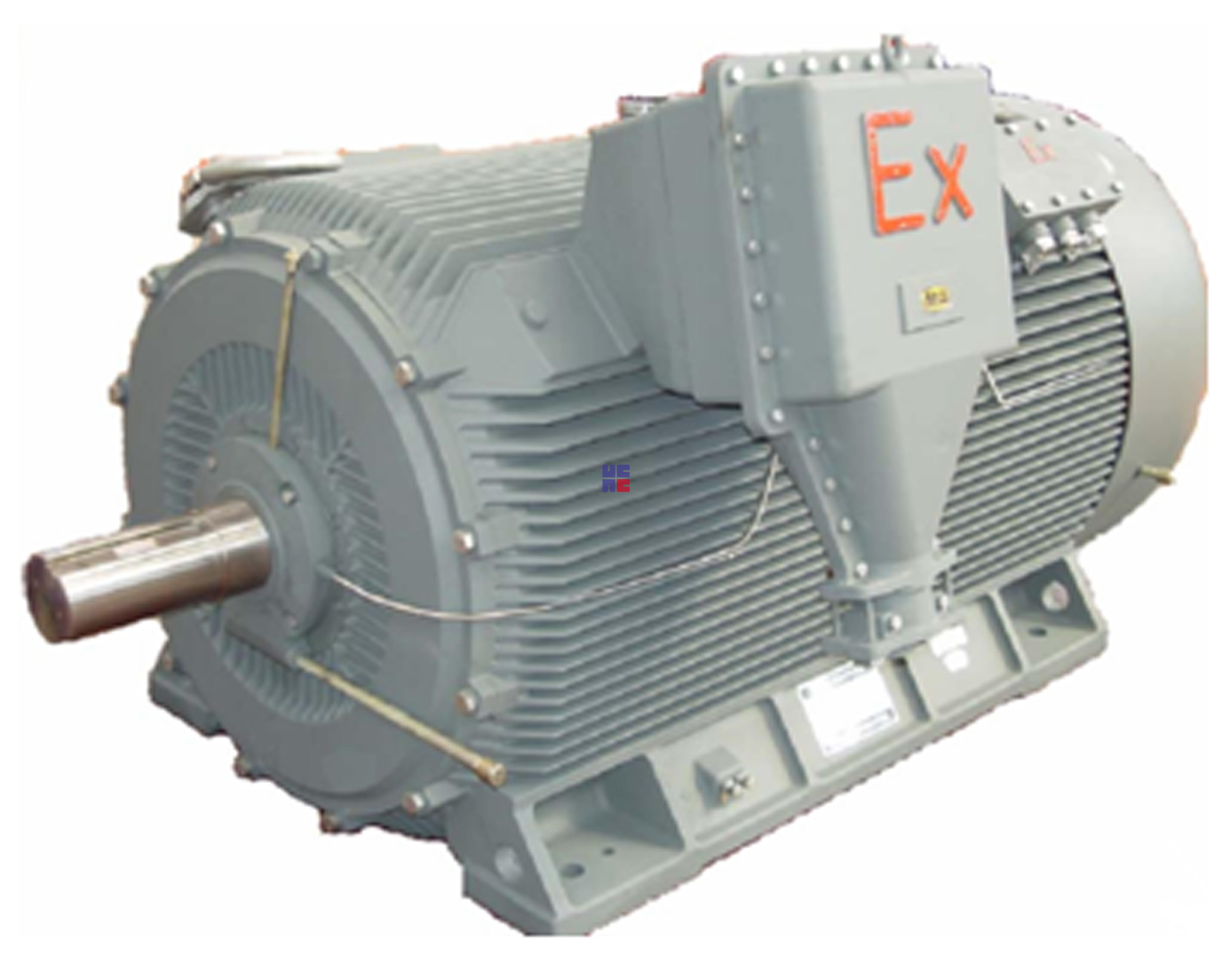 YB3系列高压隔爆型三相异步电动机(H355~H630)