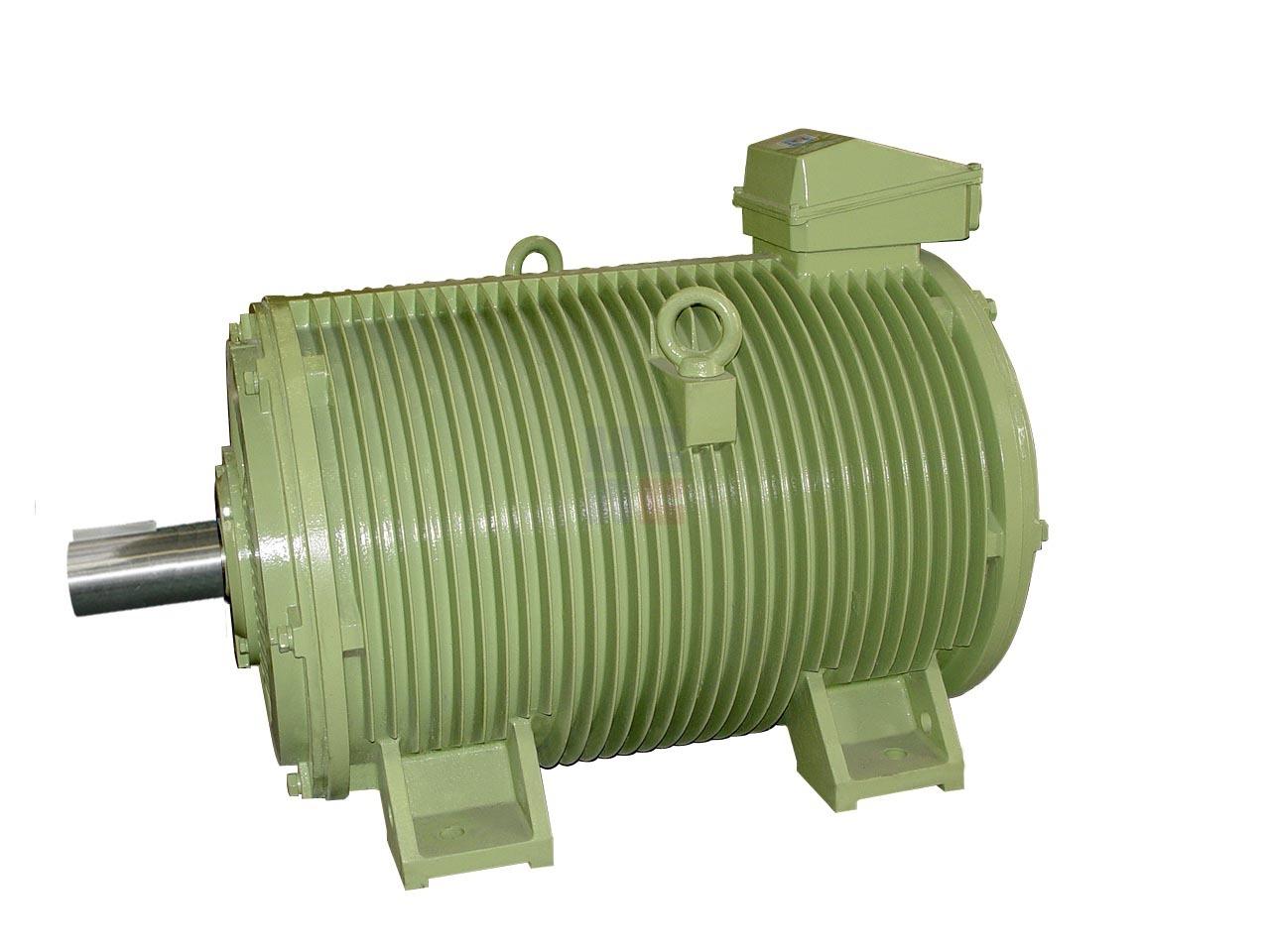 YGP系列辊道用变频调速三相异步电动机(机座号112-450)