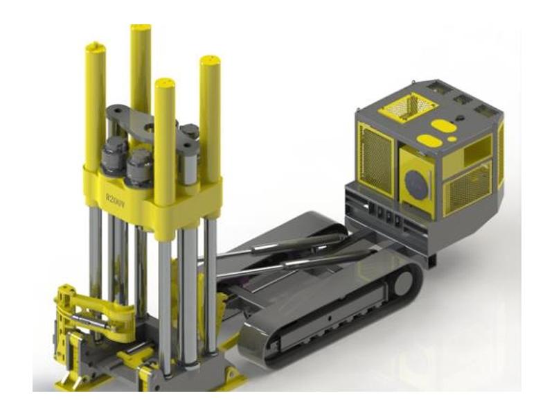 CY-R200V自行式天井钻机