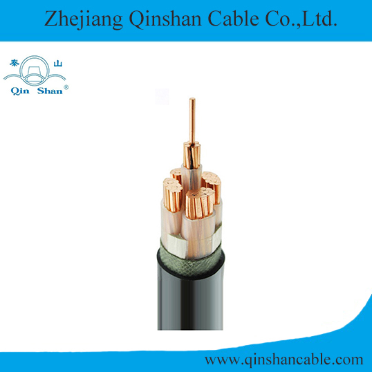 Copper Conductor XLPE Insulated Steel Tape Armoured PVC Sheathed Cable