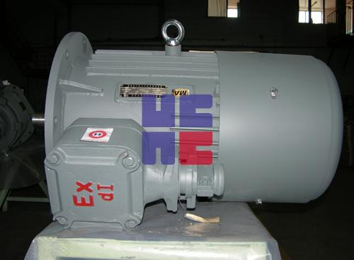 YBI、YBB系列装岩机、耙斗机用三相异步电动