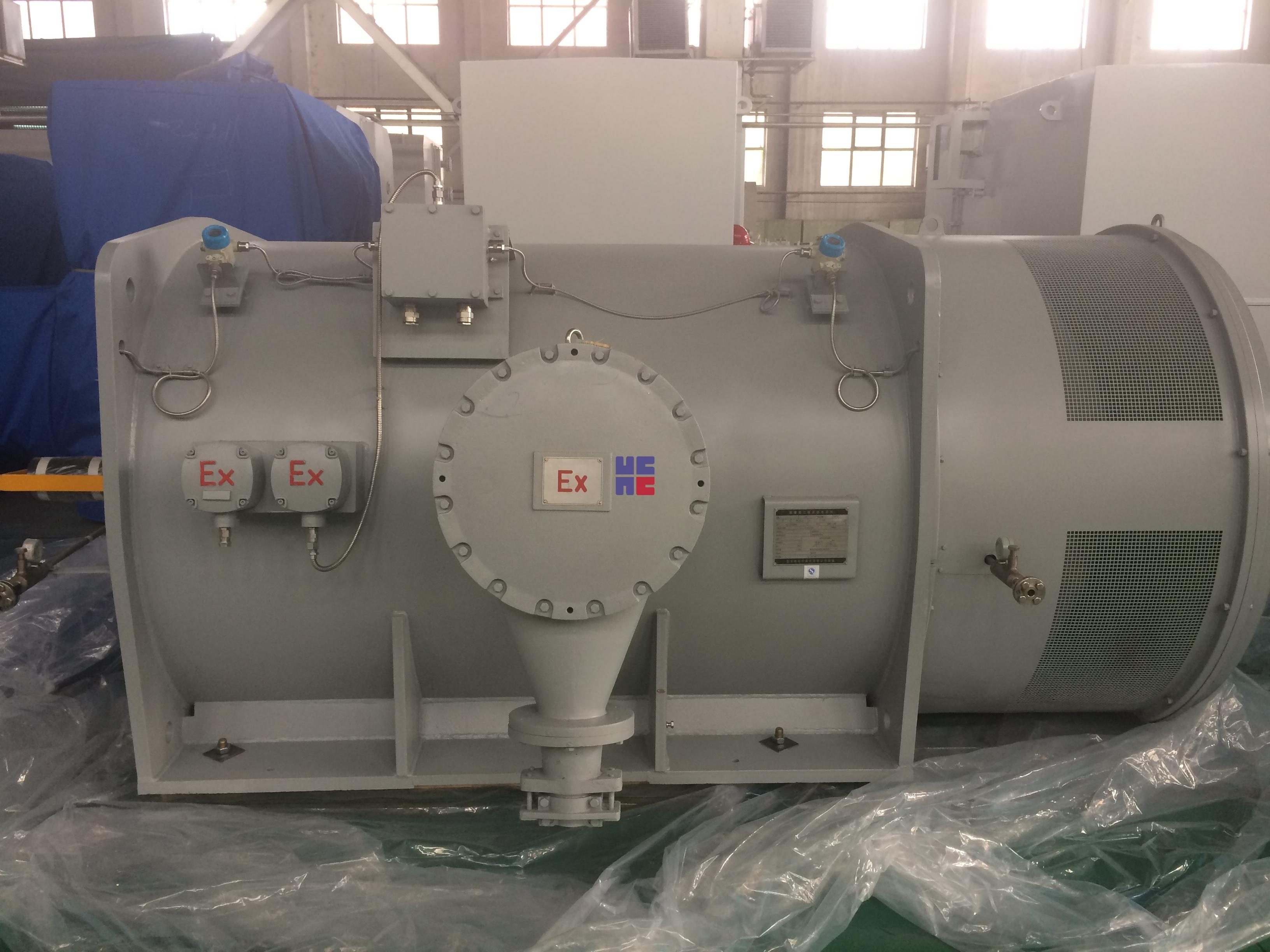 YBKK系列高压隔爆型三相异步电动机(H500~H800)