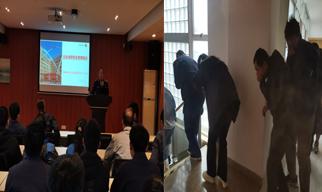 温岭瀚洋:组织消防安全培训及火灾应急疏散演练