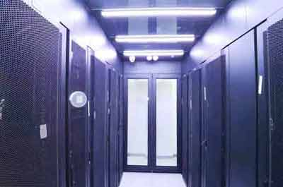 Tengzhi micro module data center serves Dalian Changhai County Court!