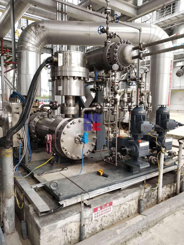 PBGW系列隔爆型高温高压卧式屏蔽电泵