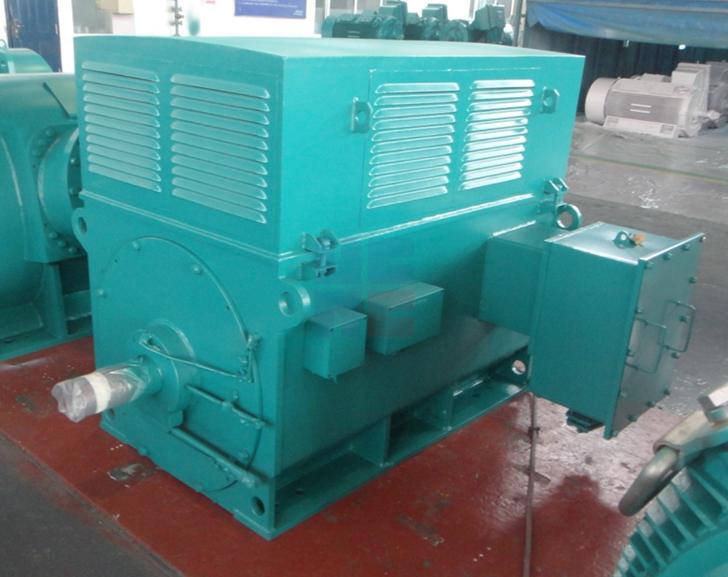 YX系列高效率高压三相异步电动机(H355~H1120)