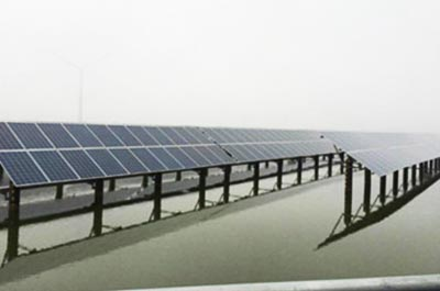 Photovoltaic Power Station of Yancheng Trina Solar Energy Technology Co., Ltd.