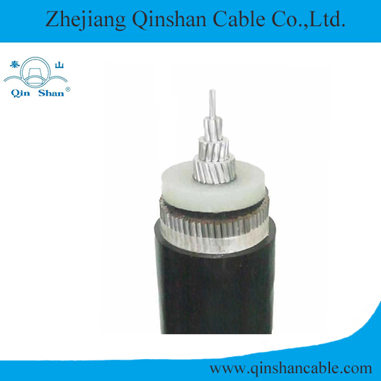 Aluminum Conductor XLPE Insulated SWA PVC Sheathed Electric Cable