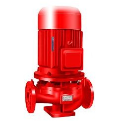 XBD-ISG vertical single-stage fire pump group