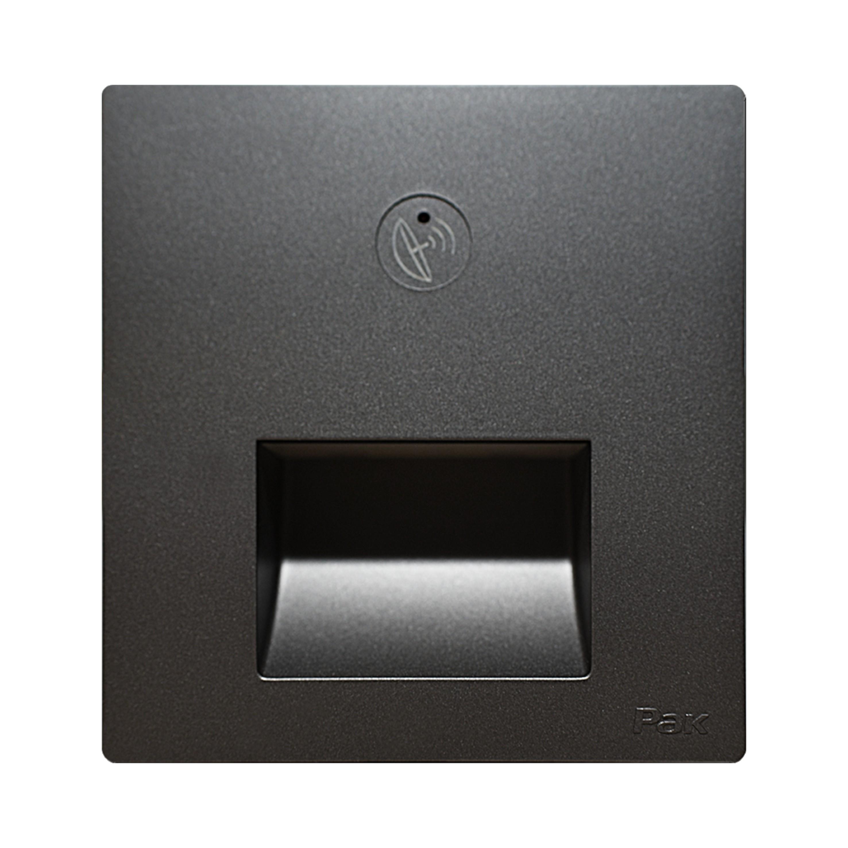 雷达感应壁脚灯(3色可选)壁灯