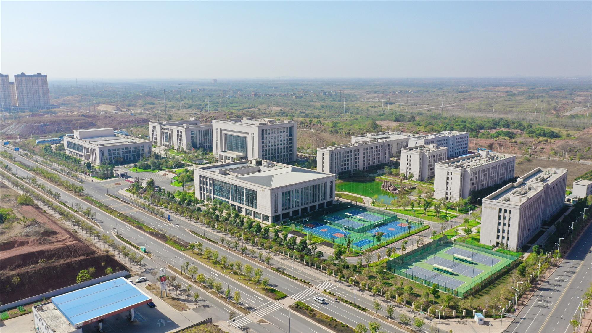 中共江西省委党校整体迁建中新校区