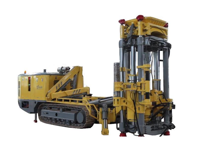 CY-R40C切割槽天井钻机