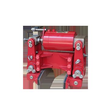 液压式轮边制动器