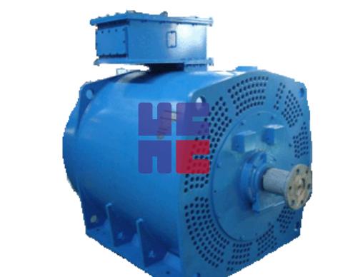 HY630-4 355kW核电厂用1E级K1类电动机
