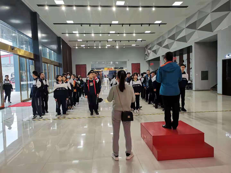 兰天研学基地,实践大课堂——麓山国际实验学校高一学子圆满完成社会实践活动