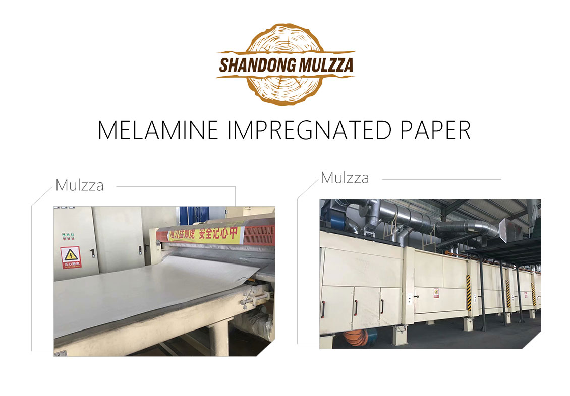 Do you know how to judge the authenticity of China Melamine Impregnated Paper?