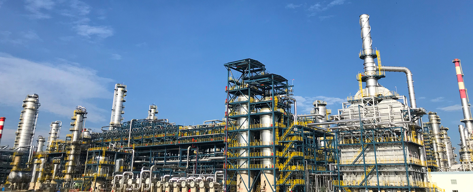 Various products from Sinoseal operate in HengYi Refinery Complex, Brunei Hydrocracking Unit