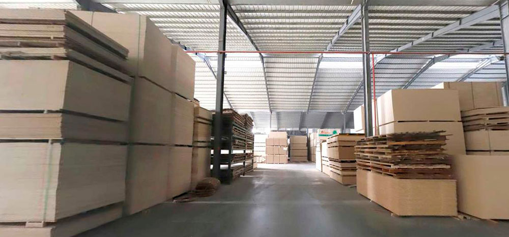 How to distinguish the quality of Thailand imported particleboard?