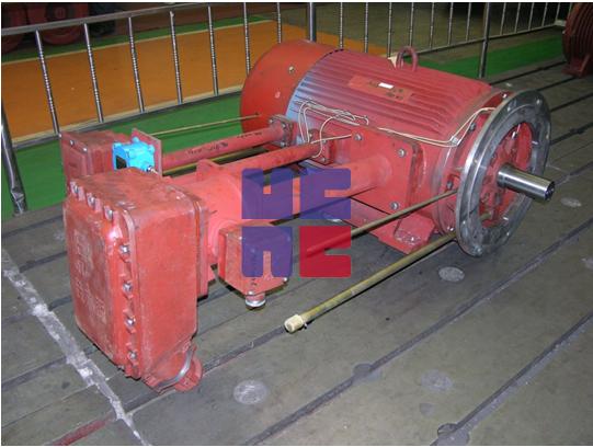 YBF3系列风机用隔爆型三相异步电动机(H100~H450)
