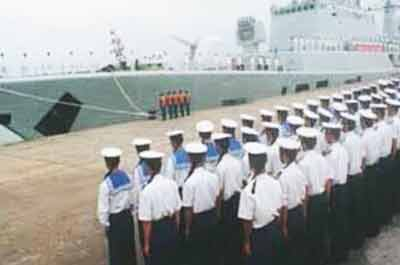 A Navy Corps of China