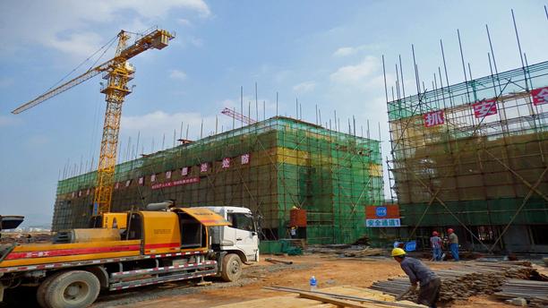 [两会]大力推行预制装配式建筑,以工业化推动建筑发展