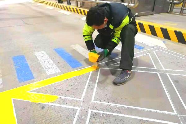车道目视化